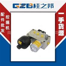 阳泉挖机CLG915C柳工先导阀块组件市场03714357/12C3619
