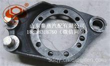 重汽豪沃AC16桥右制动底板WG9981340063/WG9981340063