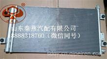 重汽豪沃新款冷凝器带膨胀阀WG1642821005/WG1642821005