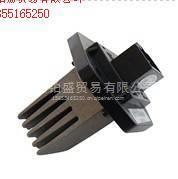 北汽福田欧曼ETX鼓风机调速电阻H3原厂配件/FT-DZ-003