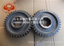 重汽豪沃主动圆柱齿轮/WG9014320136