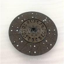 东风康明斯柴油机离合器片优势批发4938325福达离合器从动盘总成/4938325