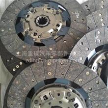 215_430离合器从动盘总成,无石棉,包芯纱,多铜,芳纶,复合/1601Q81_130