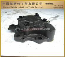 东风天龙配件油泵总成/大同12档变速箱机油泵/12j150T-830