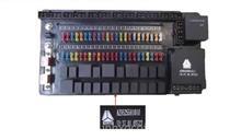 AZ9525581010重汽豪瀚中央电气接线盒线路板配电盒继电器控制盒/AZ9525581010