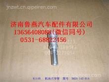 上柴D6114发动机机油尺导管/D02A-142-01A