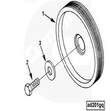 3081040-20硅油减振器/3081040-20硅油减振器