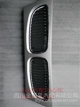 唐骏欧铃小骏马小宝马原厂中网面罩带漆白色和银色A15553020001 /A15553020001