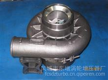 东GTD增品牌 HX83增压器 turbo Assy:2843370;/Cust:2843425;OEM:4089146;