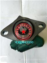 霸龙507玉柴6M发动机方向机叶片泵动力转向助力泵/M4101-3407100C