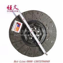 东风EQ2102离合器摩擦片EQ1118GA配件离合器片/1601.6B-130