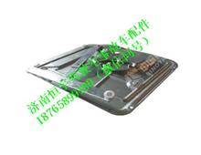 重汽豪沃T7H右门电动玻璃升降器总成WG1642330104/WG1642330104