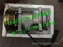 重汽曼发动机MC07空调压缩机/  082V77970-7031