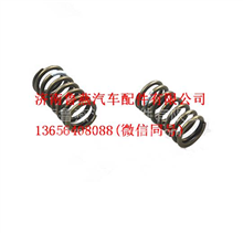重汽WD发动机排气门弹簧VG1246050064/VG1246050064