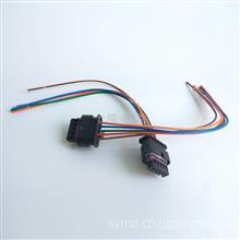 潍柴氮氧传感器插线-单扁东风ballbet登录柴油BB平台尾气处理附件 潍柴氮氧传感器插线-单扁