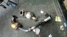 2010凯迪拉克SRX3.0三元催化器原厂/2010凯迪拉克SRX3.0三元催化器