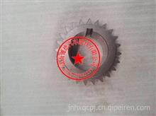 WG2210020335重汽斯太尔汕德卡豪沃T7H豪翰原厂一轴齿轮