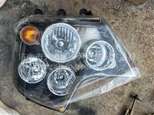 重汽A7前照明灯 前大灯总成 雾灯外饰件批发重汽汽车配件查询/重汽事故车配件批发