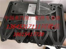 重汽豪沃新款发动机托架/重汽豪沃发动机胶垫支架 AZ9725593026/AZ9725593026