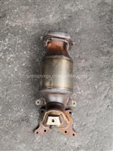 本田八代雅阁2.4发动机三元催化器原装拆车件/雅阁2.4发动机三元催化器拆车件
