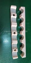 东风天龙螺旋管管夹19粗六排管夹35Z24-06221-B/35Z24-06221-B