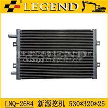 新源挖机 空调冷凝器 散热板/LNQ-2684