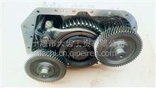 原厂法士特12JSDX240TA变速箱副箱总成/12JSDX240TA-1707010
