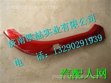 中国重汽豪沃HOWO轻卡轮罩翼子板LG1611230024   / LG1611230023