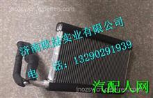 LG1613822015重汽豪沃HOWO轻卡原厂配件蒸发器总成  /LG1613822015