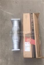 JAC江淮汽车格尔发亮剑重卡货车配件新款中间排气管总成/1203020G1H52