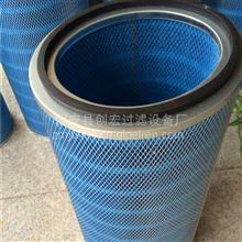 P191280/P191281耐高温阻燃滤筒 工业粉尘滤筒/保证质量/除尘滤筒