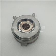优势供应小松挖掘机PC130-7康明斯B3.3机油油散热器6205615400/6205615400