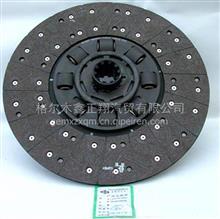 厂家现货供优质东风天龙汽车离合器从动盘 离合器片摩擦片批发/天龙汽车离合器从动盘