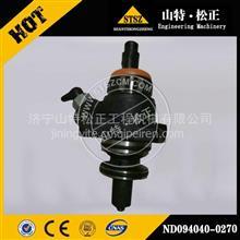 小松60-7水泵6205-61-1202、启动马达600-863-3110小松配件齐全