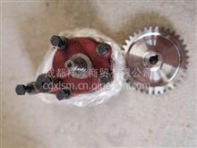 浙江新柴原厂配件机油泵485B/485B