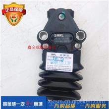 一汽青岛解放配件 JH6原厂前悬高度阀 前悬气囊开关/5001125B1063