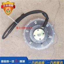 一汽青岛解放配件悍V原厂电控硅油离合器风扇离合器/313010A-DG001