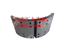 WG9360340005重汽豪沃斯太尔制动蹄带衬片总成/WG9360340005