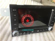 重汽豪沃A7 T7 汕德卡c7MP5影视 MP3收音机播放 车载P5  原车原版/WG9918780001