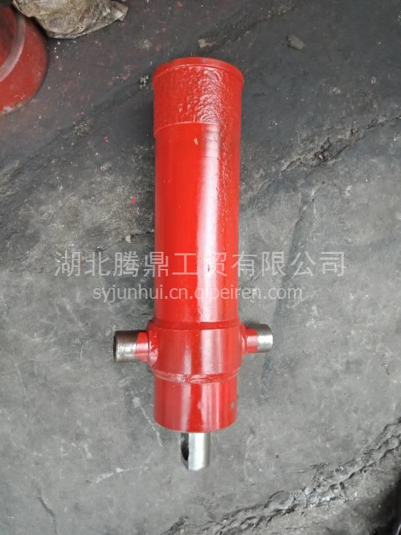 伸缩式套筒液压油缸图片