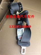 中国重汽豪瀚驾驶是座椅安全带总成 豪瀚原厂安全带锁扣/AZ1651560020