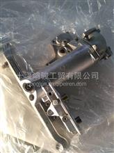 热销机冷芯雷诺发动机机油冷却器东风天龙机油冷却器总成/CD5010550127