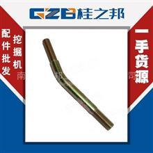 三亚销售三一SY135挖机操纵杆手柄杆多少钱11050165/SY215C8M2K.1.4.1-1