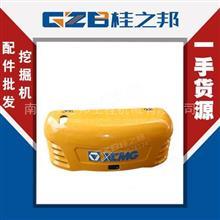 海南徐工XE65CA挖机驾驶室后机罩总成(黄色)原装现货310301947/  XE60CA.11.1