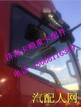 WG1684337036汕德卡C7H右车门玻璃总成/WG1684337036