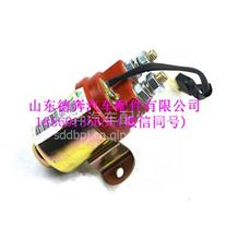 WG9725584012重汽豪沃预热继电器/WG9725584012