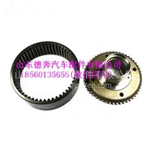 AZ9970320020重汽豪沃70矿轮间差速器总成/AZ9970320020