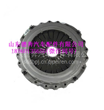AZ9725160100重汽豪沃430离合器压盘总成/AZ9725160100