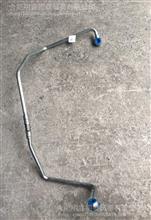 安徽华菱重卡CAMC华菱星马汉马发动机空气压缩机冷却水管/618DE3509201B8A07