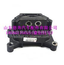 WG9925590310重汽豪沃A7发动机后橡胶支承/WG9925590310